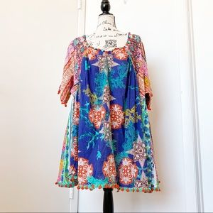 NWT Antica Sartoria Dress/Tunic/Coverup